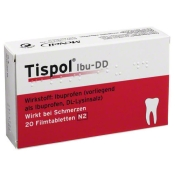 TISPOL® Ibu-DD Filmtabletten