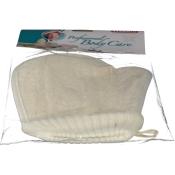 TITANIA® Luffa Frottee Massage-Handschuhe