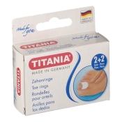 TITANIA® Zehenringe