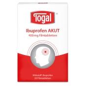 Togal Ibuprofen AKUT 400 mg