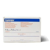 TOPPER® Schlitzkompressen steril 7,5 x 7,5 cm
