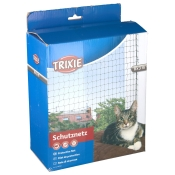 Trixie Schutznetz 8 x 3 m schwarz