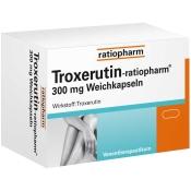 Troxerutin-ratiopharm® 300 mg Weichkapseln
