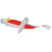 TubeMaster Tubenausdrücker weiß 9 x 4 x 1cm