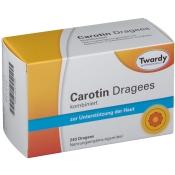 Twardy® Carotin Dragees kombiniert