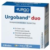 Urgoband® duo Binden 5m x 10 cm