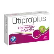 Utipro® plus Kapseln + Bio Kräuter-Früchtetee GRATIS