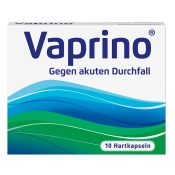 Vaprino® Gegen akuten Durchfall