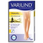 VARILIND® Travel Kniestrümpfe 180 DEN anthrazit Gr. M (40-42,5)