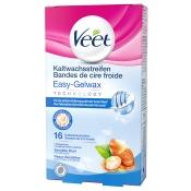 Veet® Kaltwachsstreifen für Bikinizone & Achselhöhlen sensitive