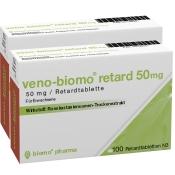 veno-biomo retard 50 mg