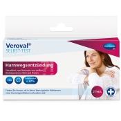 Veroval® SELBST-TEST Harnwegsentzündungen