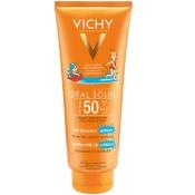 VICHY Capital Soleil Sonnen-Milch für Kinder LSF 50