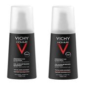 VICHY Homme Deo Zerstäuber Spray -Doppelpack-