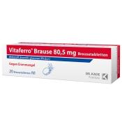 Vitaferro® Brause, 80,5 mg Brausetabletten