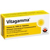 Vitagamma® Vitamin D 3 1000 I.E.