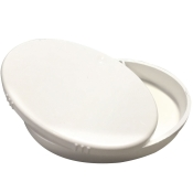 Vitalhaus® Pillendose oval