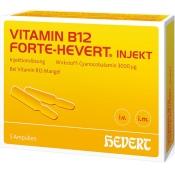 Vitamin B 12 forte-Hevert injekt Ampullen