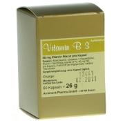 Vitamin B 3 Aartemarys Kapseln