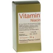 Vitamin B 3 Kapseln