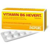 Vitamin B 6 - Hevert Tabletten