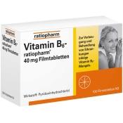 Vitamin-B6-ratiopharm® Tabletten