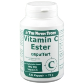 Vitamin C Ester gepuffert 400 mg vegetarisch
