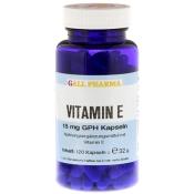 Vitamin E 15mg GPH Kapseln