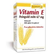 Vitamin E Feingold mite 67 mg