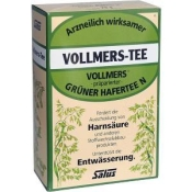 Vollmers-Tee Grüner Hafertee N