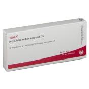 WALA® Articulatio radiocarpae Gl D 5