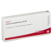 WALA® Corpus amygdaloideum Gl D 8