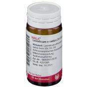 WALA® Levisticum E Radix D 4 Globuli