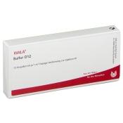 WALA® Sulfur D 12