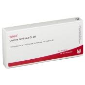 WALA® Urethra feminina Gl D 8