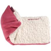 Warmies® HOT-PAK® Sherpa rot beige