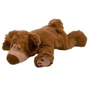 Warmies® Wärme Stofftier Sleepy Bear Braun