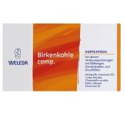 WELEDA Birkenkohle comp.