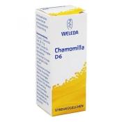 WELEDA Chamomilla D6