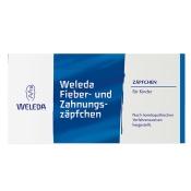 WELEDA Fieber- und Zahnungszäpfchen
