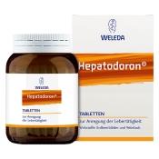 WELEDA Hepatodoron Tabletten