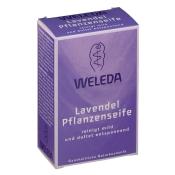 WELEDA Lavendel Pflanzenseife