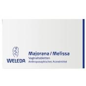 WELEDA Majorana / Melissa Vaginaltabletten
