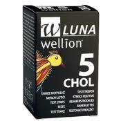 Wellion® LUNA Teststreifen CHOL für Cholesterinmessung