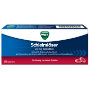 WICK Schleimlöser 30 mg