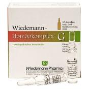 Wiedemann-Homöokomplex G® Ampullen