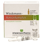 Wiedemann-Homöokomplex Np® Ampullen