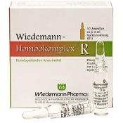 Wiedemann-Homöokomplex R® Ampullen
