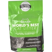 World´s best Cat Litter Clumping Formula