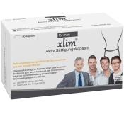 xlim® Aktiv Sättigungskapseln for men
